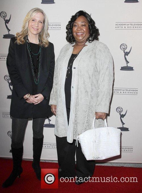 Betsy Beers and Shonda Rhimes 2