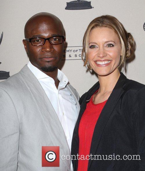 Taye Diggs and Kadee Strickland 2