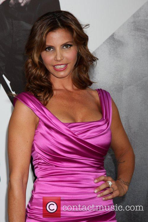 Charisma Carpenter at the Los Angeles Premiere of...