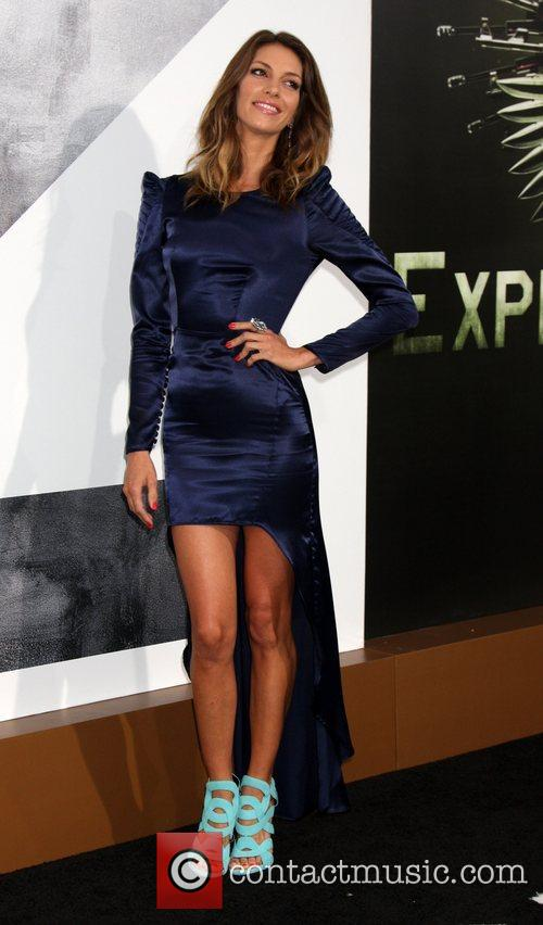 Dawn Olivieri  at the Los Angeles Premiere...