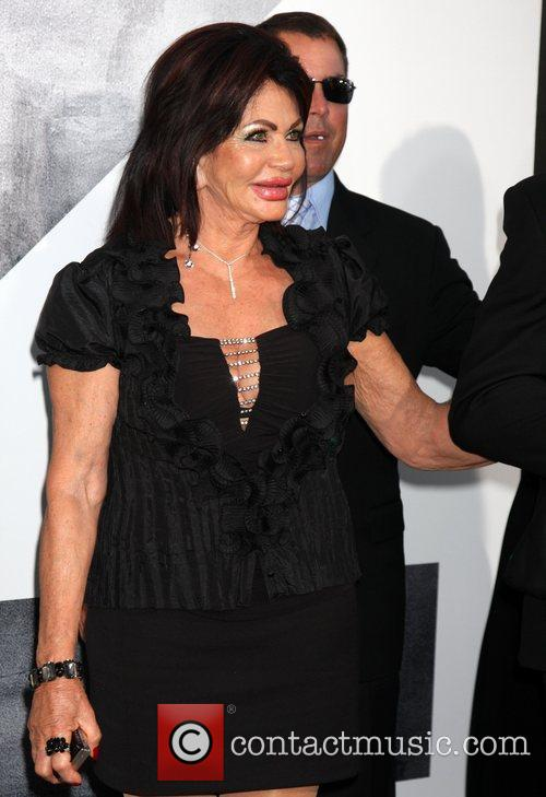 Jackie Stallone  at the Los Angeles Premiere...