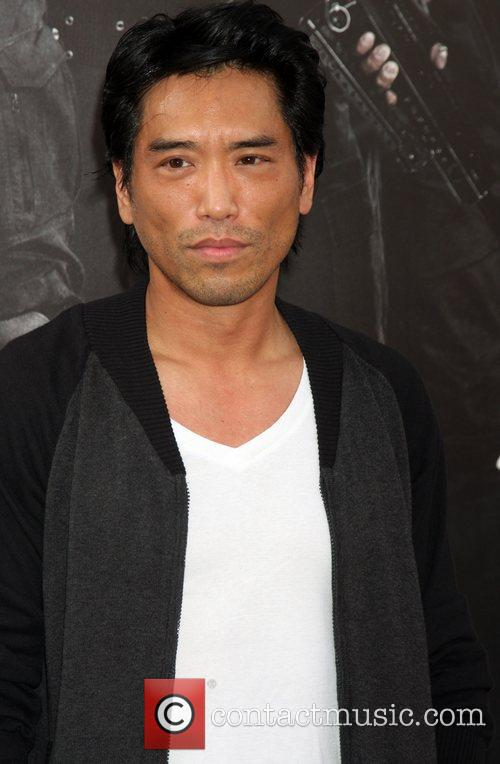 Peter Shinkoda  at the Los Angeles Premiere...