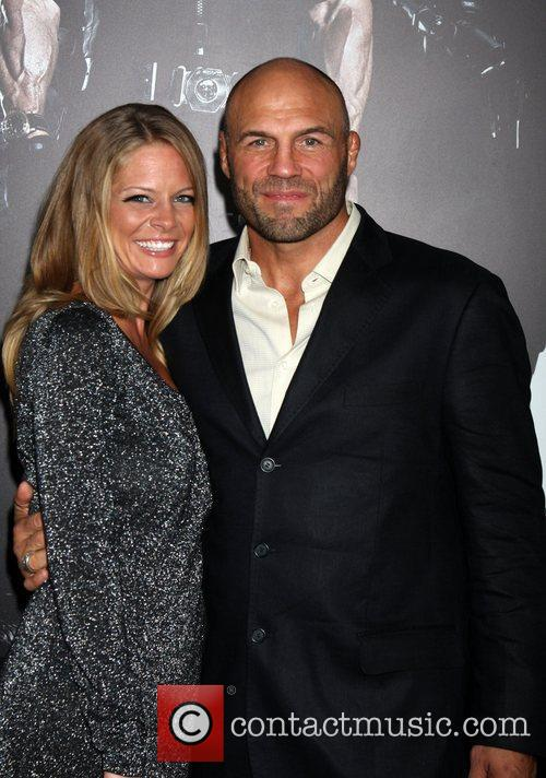 Randy Couture and Anne-marie Stanley 1