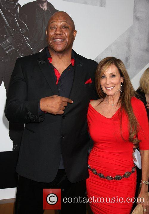 Tiny Lister and guest  at the Los...
