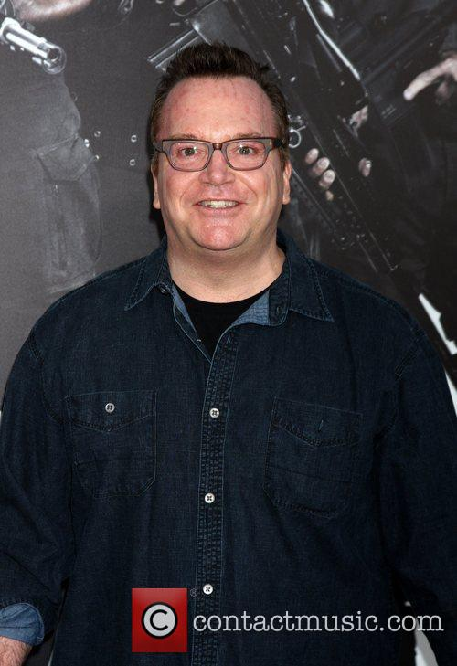 Tom Arnold  at the Los Angeles Premiere...