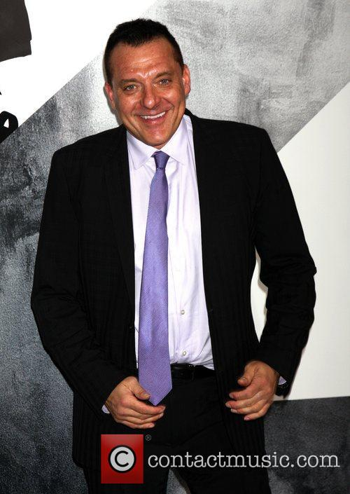 Tom Sizemore  at the Los Angeles Premiere...
