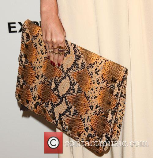 Louise Roe (purse detail)  Express And Vogue...