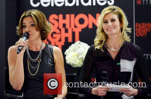 Countess Luann De Lesseps and Niki Taylor 5