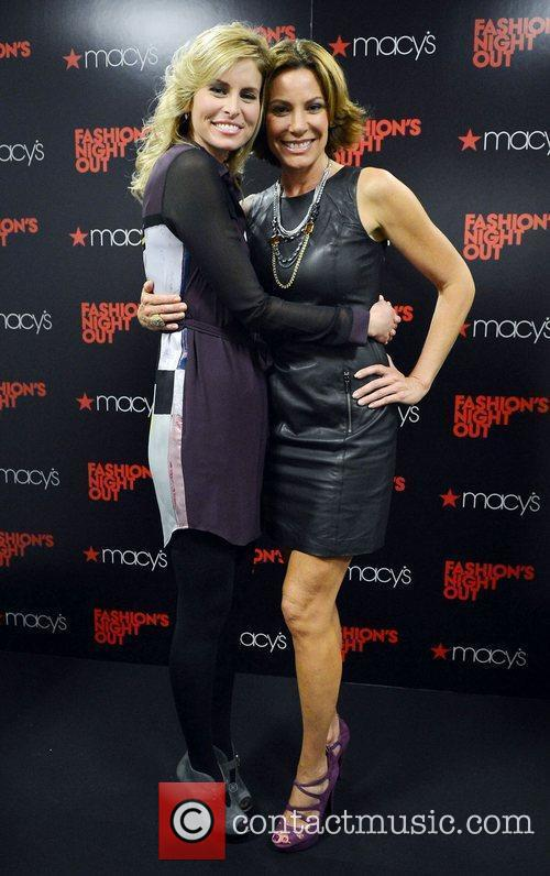 Niki Taylor and Countess Luann De Lesseps 2