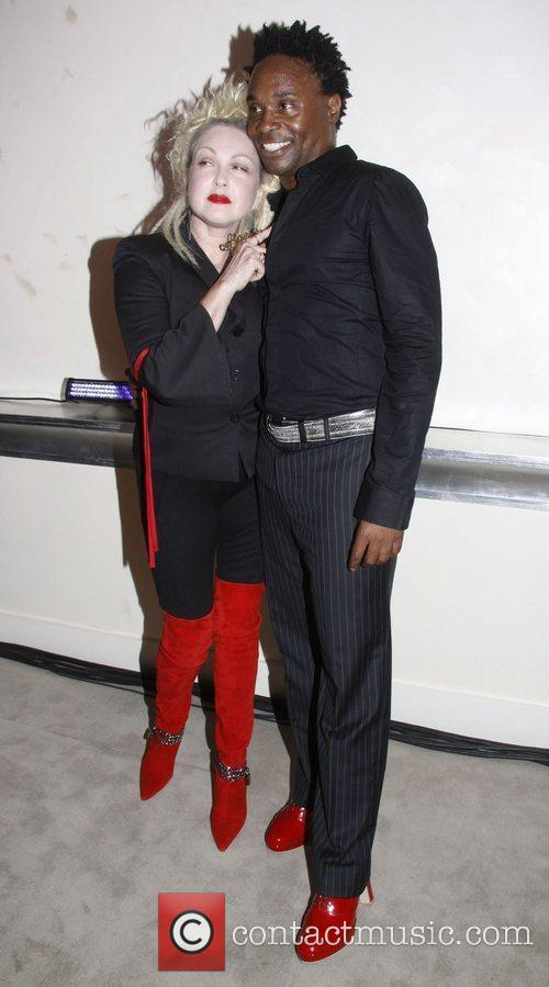 Cyndi Lauper and Billy Porter 2