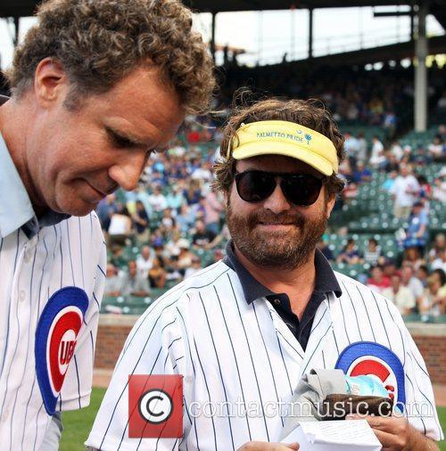 Zach Galifianakis and Will Ferrell 6