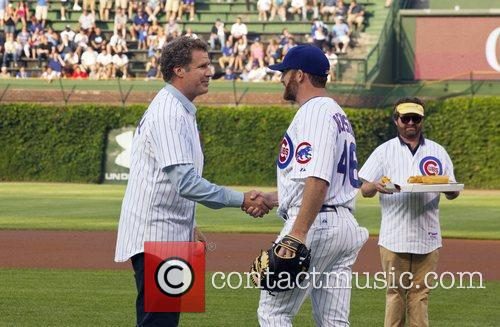 Zach Galifianakis and Will Ferrell 8