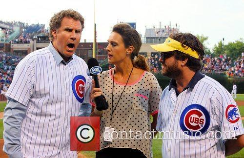Zach Galifianakis and Will Ferrell 12