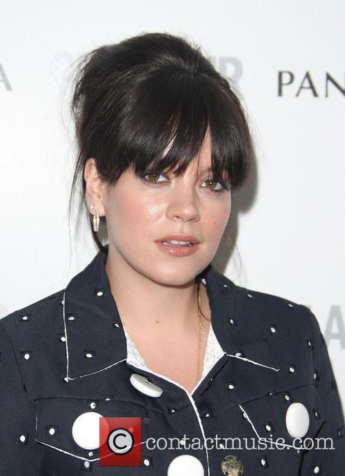 LILY ALLEN IS A MUM AGAIN - REPORT...