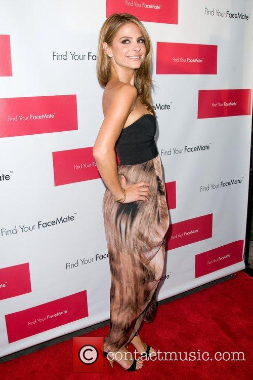 maria menounos find your facematecom launch party 3985315