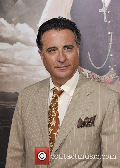 Andy Garcia  Premiere Of ARC Entertainment's For...