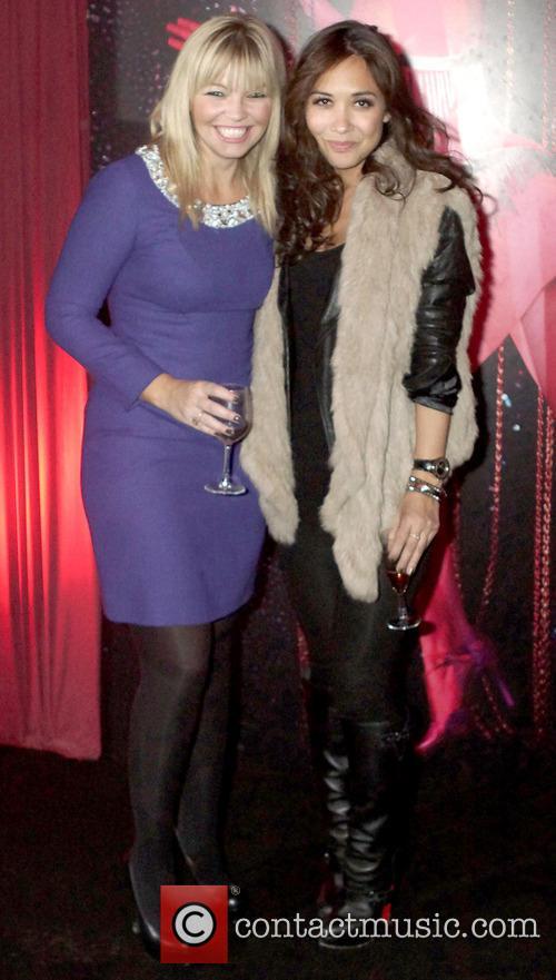 Kate Thornton, Myleene Klass, South Bank