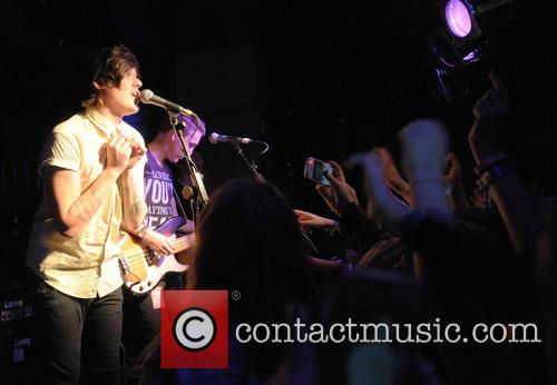 frankie cocozza performs live on stage at 20034394