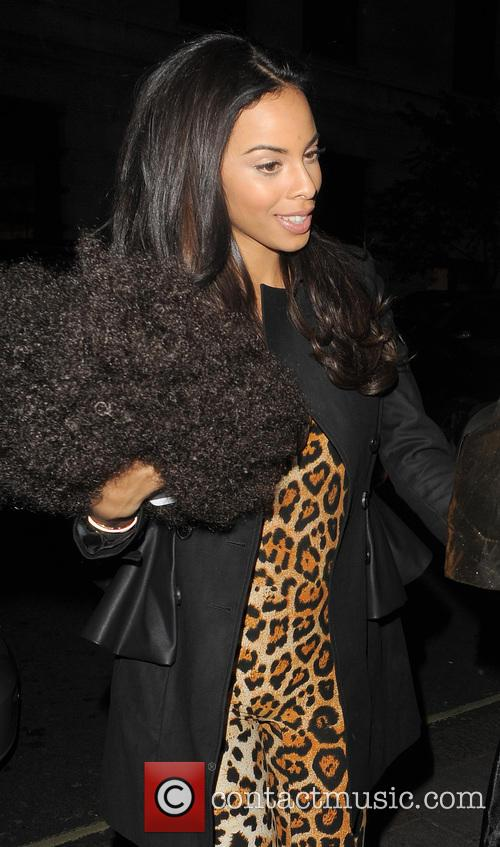 Rochelle Humes Rochelle Humes and husband Marvin Humes...
