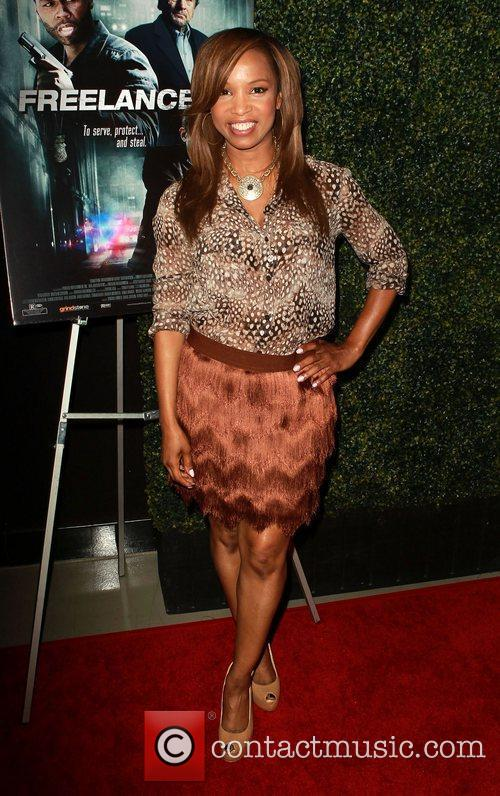 elise neal attends the lionsgate home entertainment 4024867