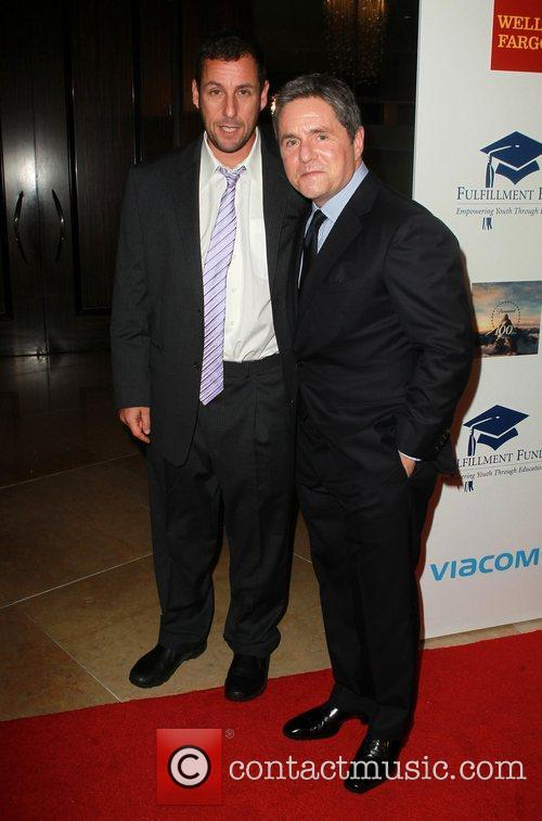 Adam Sandler and Brad Grey 4