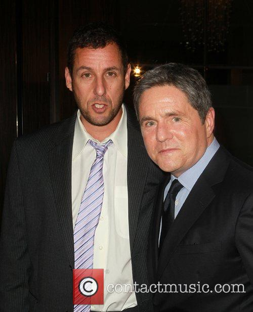 Adam Sandler and Brad Grey 5