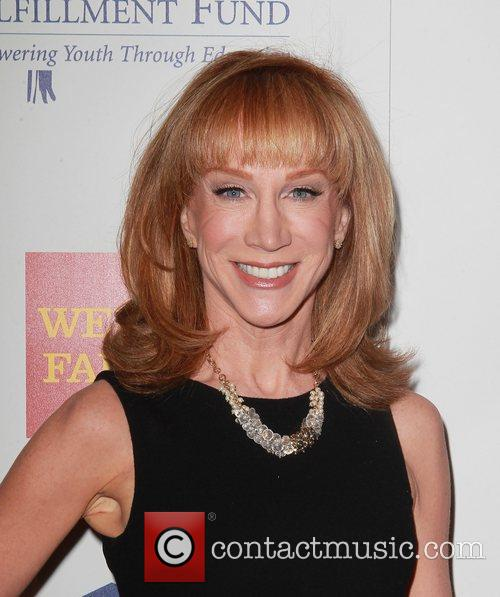 Kathy Griffin and Beverly Hilton Hotel 3