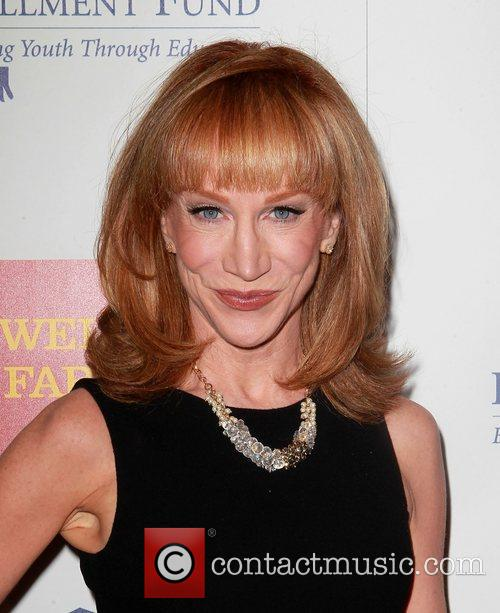 Kathy Griffin and Beverly Hilton Hotel 1