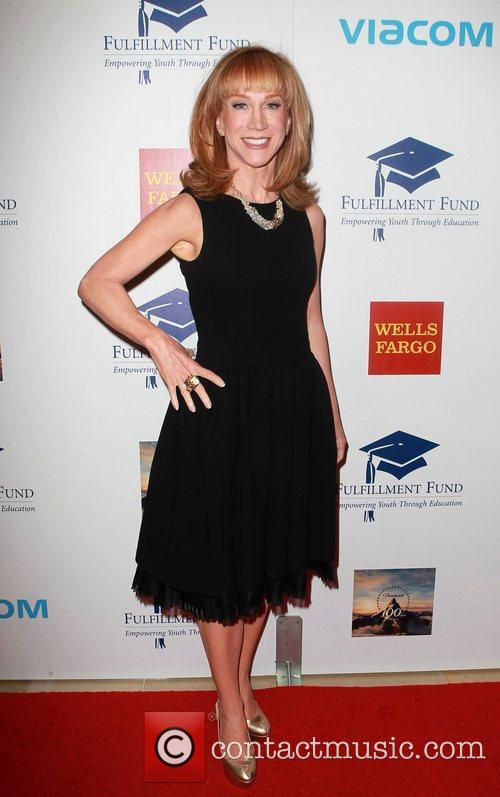 Kathy Griffin and Beverly Hilton Hotel 7