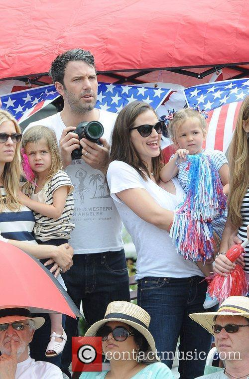 Ben Affleck and Jennifer Garner 10