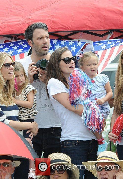 Ben Affleck and Jennifer Garner 13