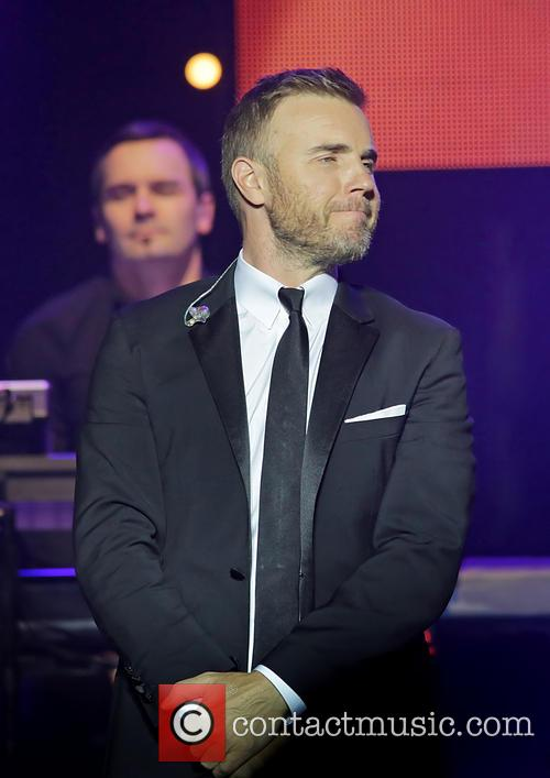 Gary Barlow and Liverpool Philharmonic Hall 8