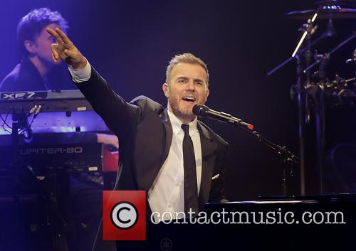 Gary Barlow and Liverpool Philharmonic Hall 10