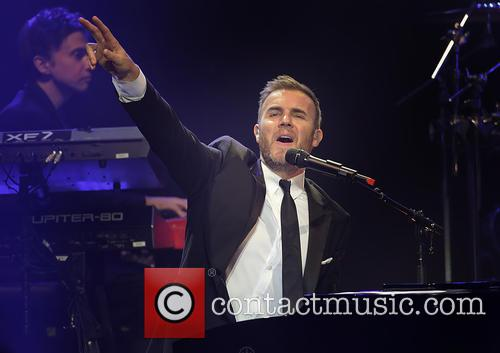 Gary Barlow and Liverpool Philharmonic Hall 11