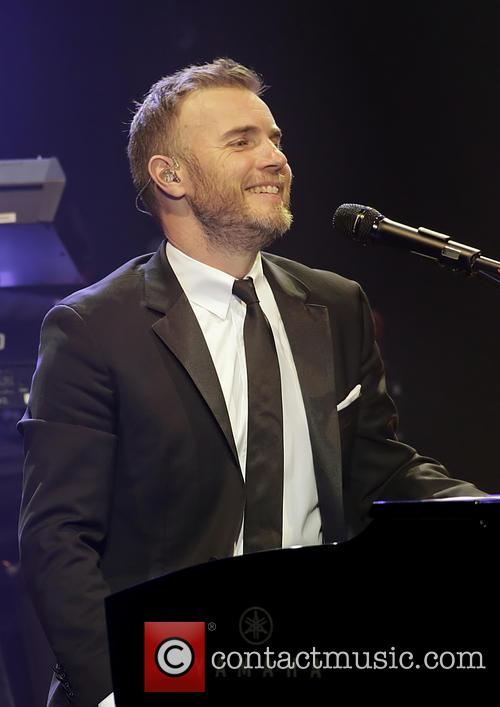 Gary Barlow and Liverpool Philharmonic Hall 5