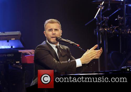 Gary Barlow and Liverpool Philharmonic Hall 1