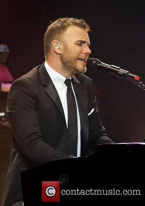 Gary Barlow and Liverpool Philharmonic Hall 2