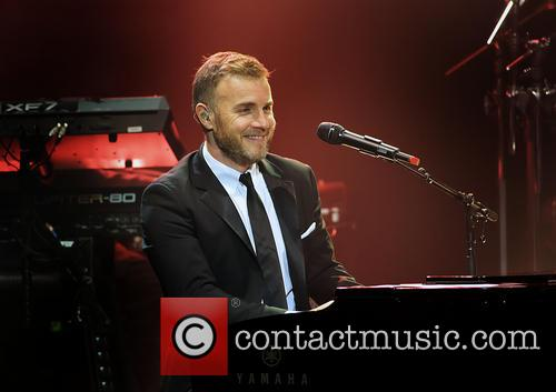 Gary Barlow and Liverpool Philharmonic Hall 3