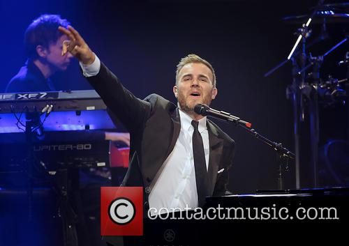 Gary Barlow and Liverpool Philharmonic Hall 6