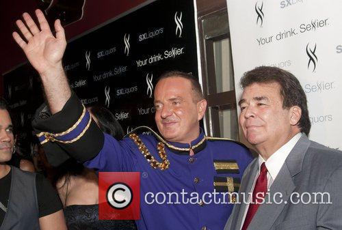 Arriveat Gerry Kelly's 50th Royal Birthday X-Travaganza at...