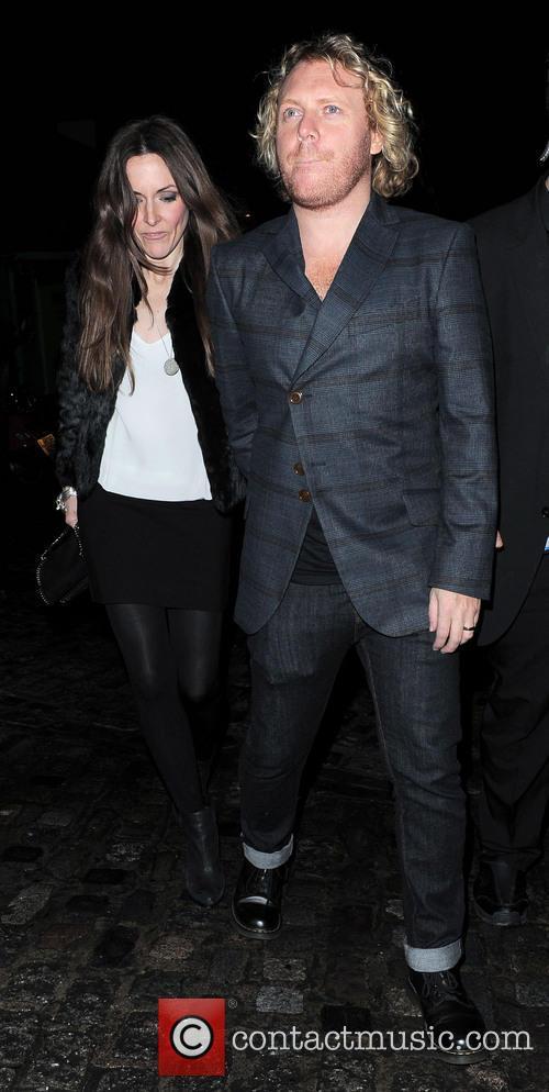 Leigh Francis and Jill Carter 9