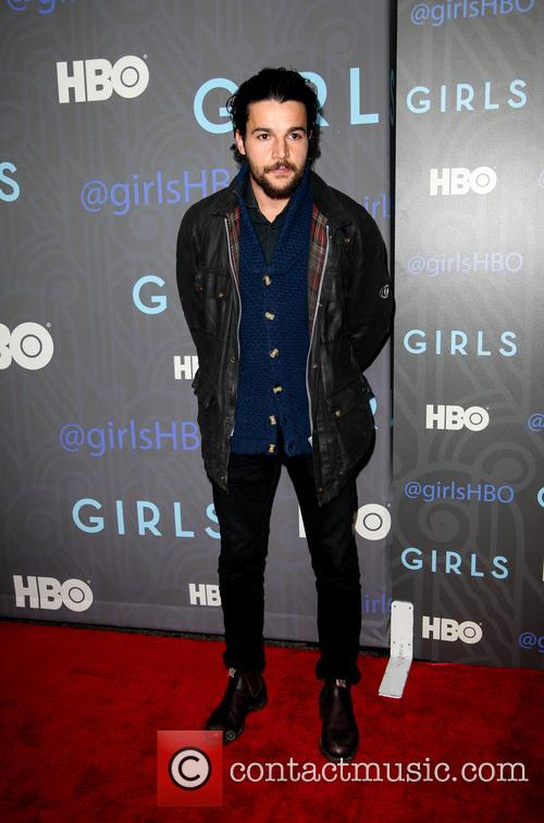 Christopher Abbott, Girls Premiere, New York