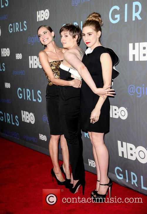 New York Premiere, Girls and Skirball Center 11