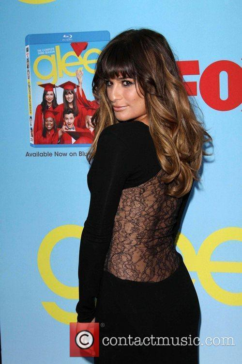 lea michele glee premiere screening and reception 5911611