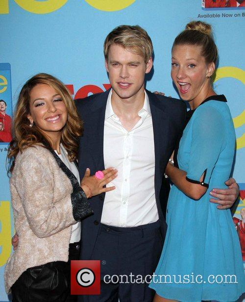 Vanessa Lengies, Chord Overstreet and Heather Morris 2