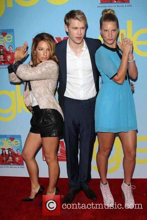 Vanessa Lengies, Chord Overstreet and Heather Morris 1