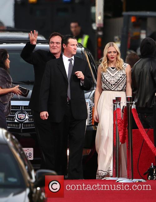 Quentin Tarantino and Beverly Hilton Hotel 4