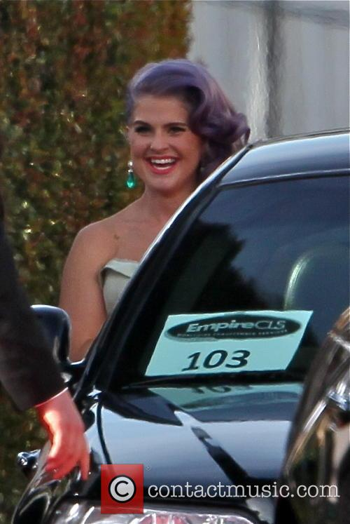 Kelly Osbourne and Beverly Hilton Hotel 2
