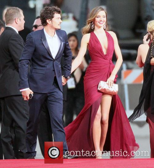 orlando bloom miranda kerr 70th annual golden 20058725