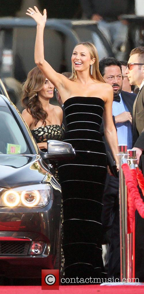 Stacy Keibler and Beverly Hilton Hotel 3